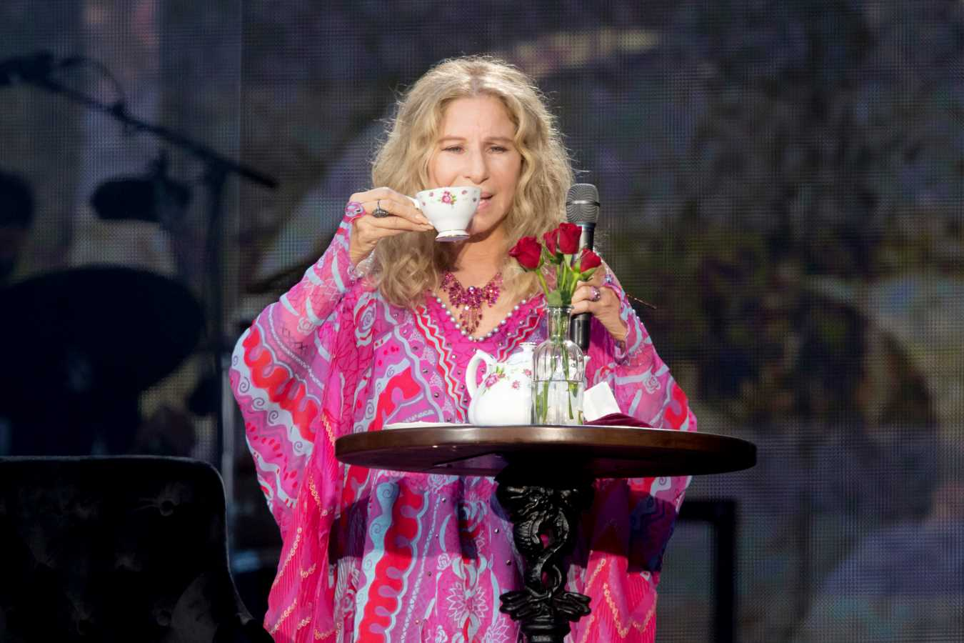Barbra Streisand References Prince Charles Affair Rumors — and Sneaks Meghan Markle Into a Lyric