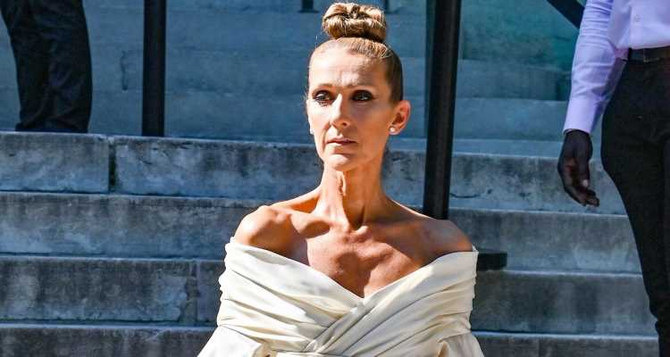 Celine Dion Is Show-Stopping at Alexandre Vauthier Paris Fashion Show!