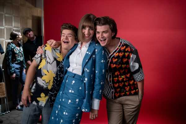 Joe Keery's Reaction To Watching The 'Stranger Things' Kids Growing Up Is So Relatable