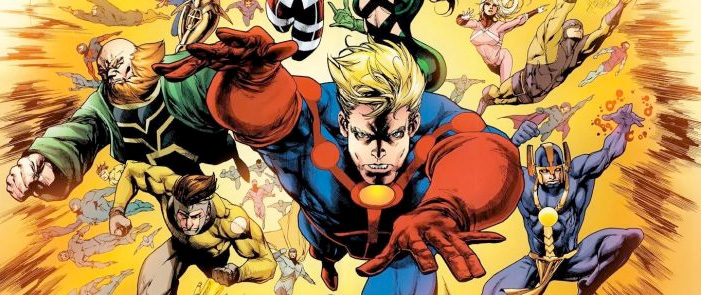 Marvel's 'The Eternals' Slated for November 2020, Will Protect Earth from The Deviants [Comic-Con 2019]