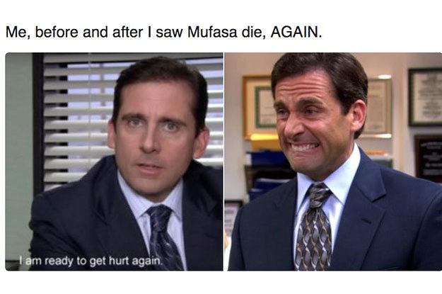 For Everyone Who Is Traumatized By Mufasa's Death All Over Again