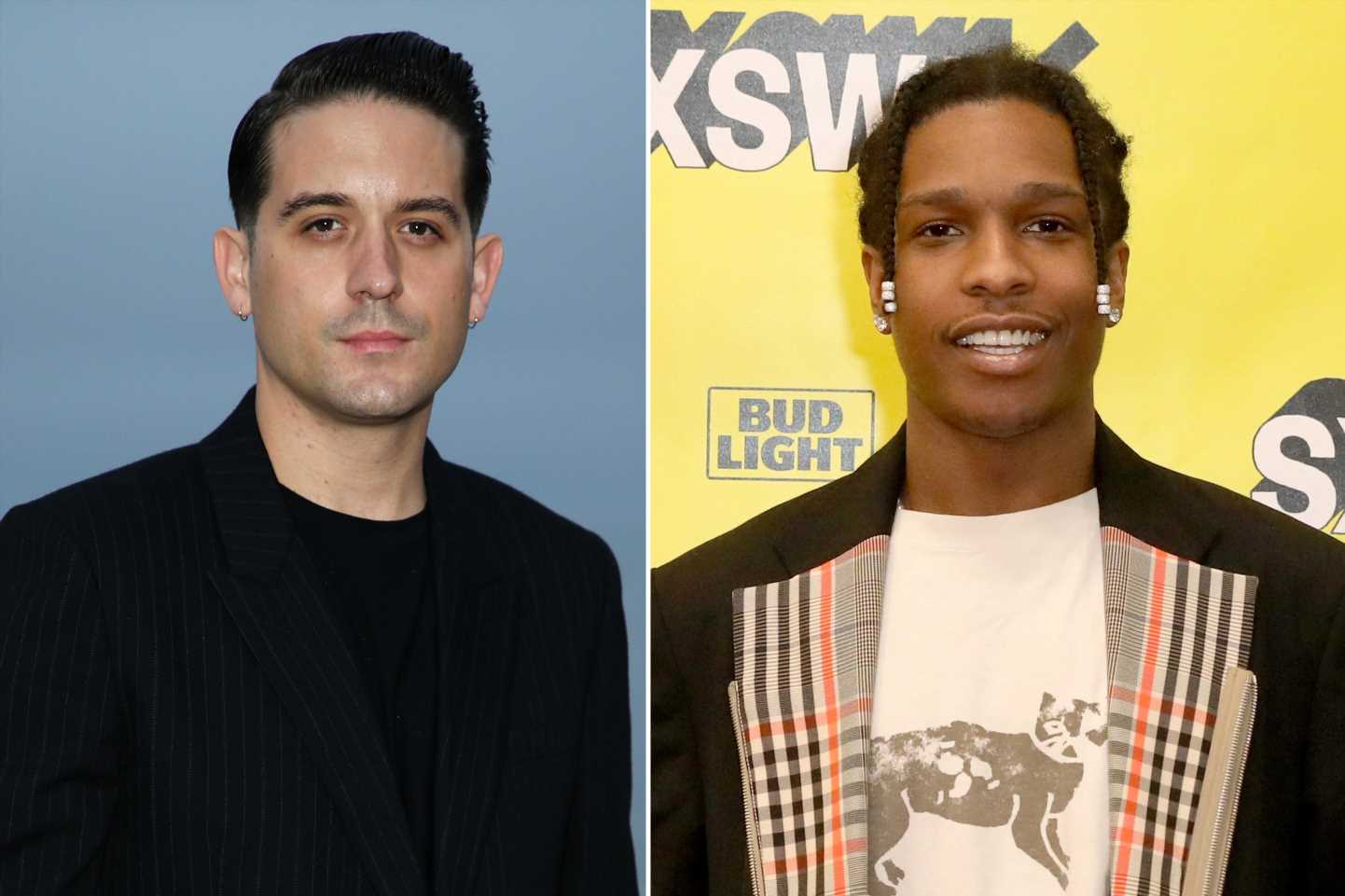 G-Eazy says Sweden treated him better than A$AP Rocky because of 'white privilege'