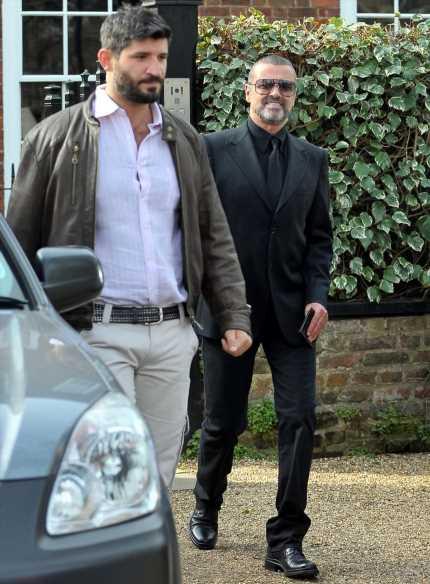 George Michael's Ex-BF Accused Of 'Going Berserk' & Destroying Late Singer's Lond