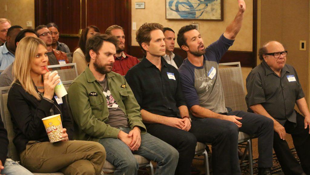 "'It's Always Sunny In Philadelphia' Cast Teases Season 14, Talks Tackling Hot-Button Topics Through ""Filthy"" Comedy – TCA"