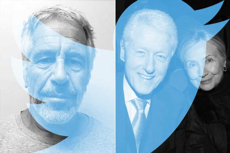 A Jeffrey Epstein-Clinton Conspiracy Theory Was Trending —And That's a Problem