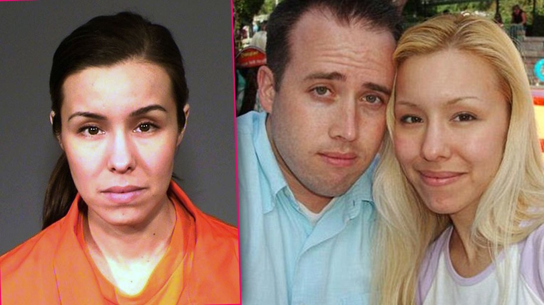 Jodi Arias' Prison Visits With Boyfriend Behind Bars Exposed