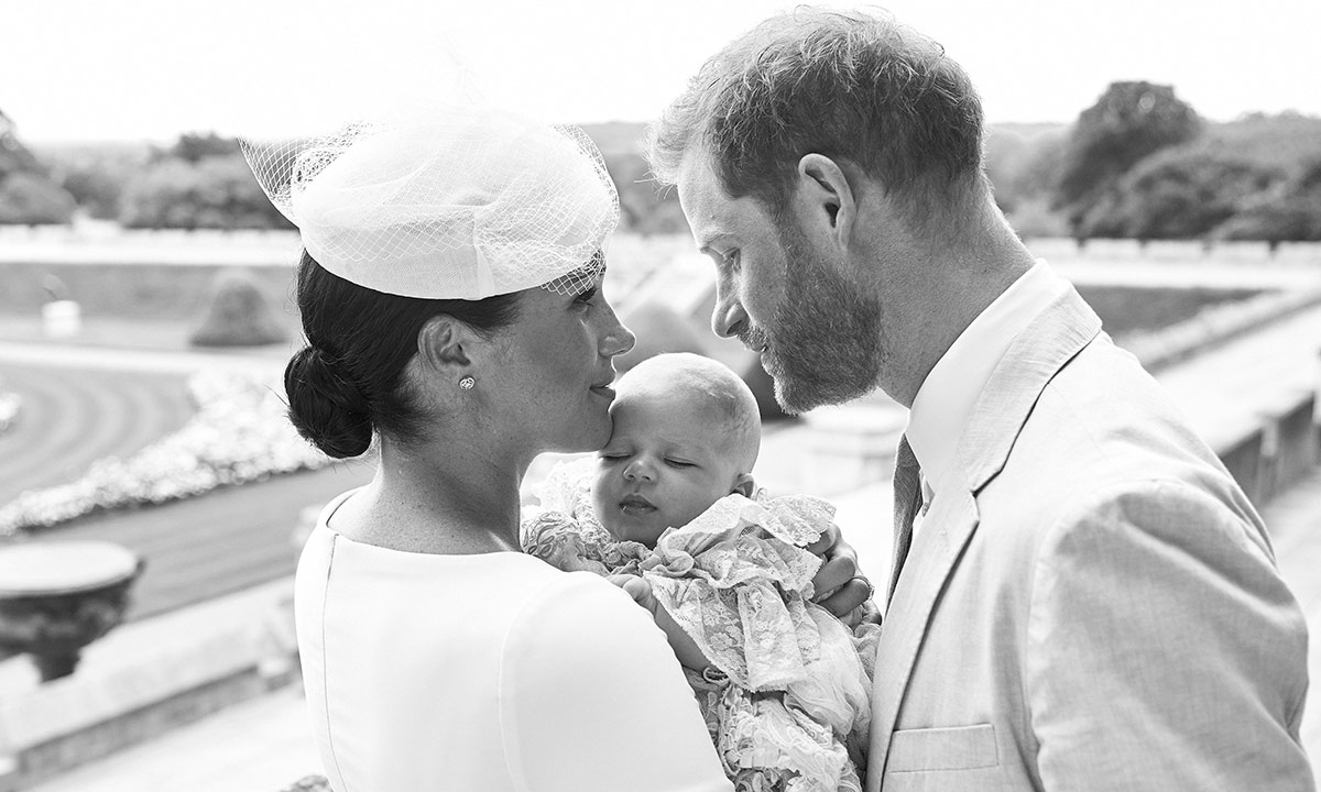 Meghan Markle talks sweetly about baby Archie in new letter