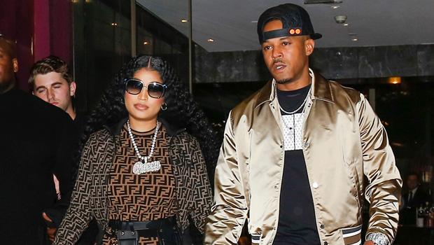 Nicki Minaj & Kenneth Petty Fuel Wedding Rumors By Picking Up Their Marriage License In LA – Report