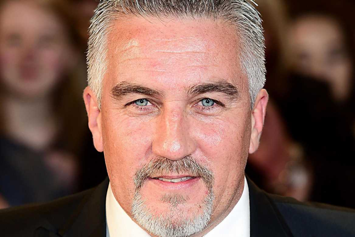 When did Paul Hollywood divorce Alex Hollywood and who is the Bake Off judge's new girlfriend?