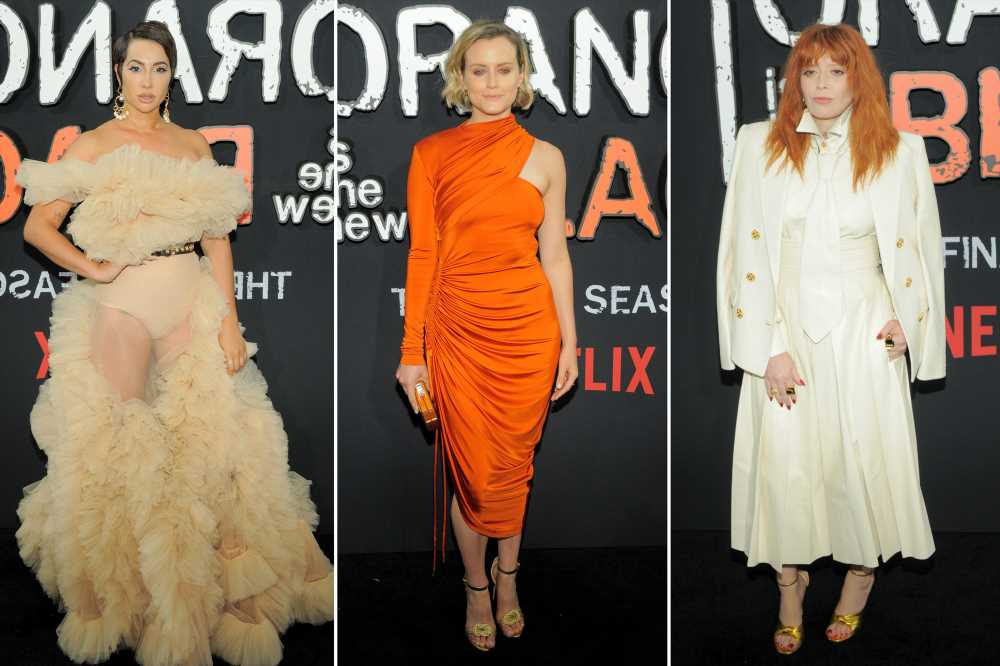 'Orange Is the New Black' cast celebrates Season 7 in style