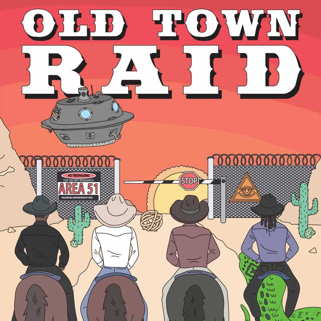 Lil Nas X Re-Releases Area 51-Themed 'Old Town Road' Remix Video in Honor of Raid Event