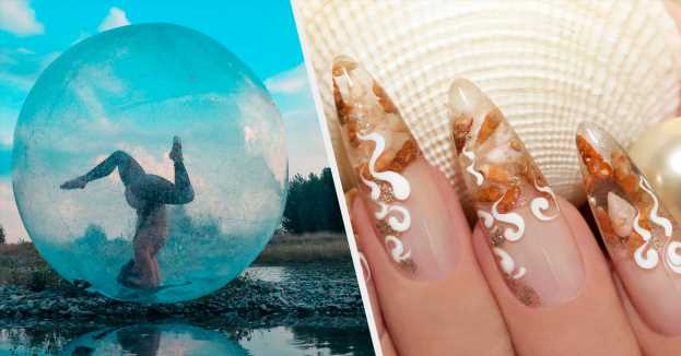 What Type Of Nails Should You Get Based On How Daring You Are?