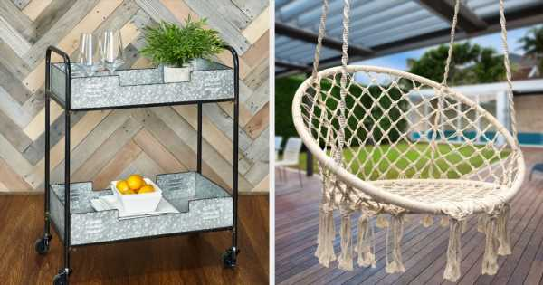 27 Things From Walmart To Make Your Patio The Place To Be
