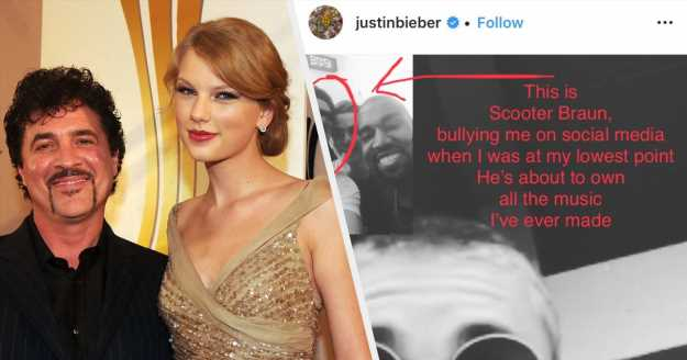 Here's Literally Everything You Need To Know About The Drama Between Taylor Swift, Scooter Braun, And Her Old Record Label