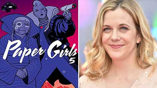 'Paper Girls' Graphic Novel Adaptation From Legendary TV & Plan B Gets Amazon Series Commitment