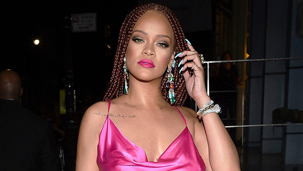 Rihanna Smolders In Sexy New Lingerie Set For Latest Savage X Fenty Drop — See Pics