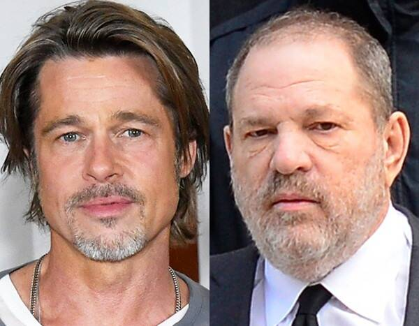 Brad Pitt: Harvey Weinstein Rattled Hollywood Like the Manson Murders