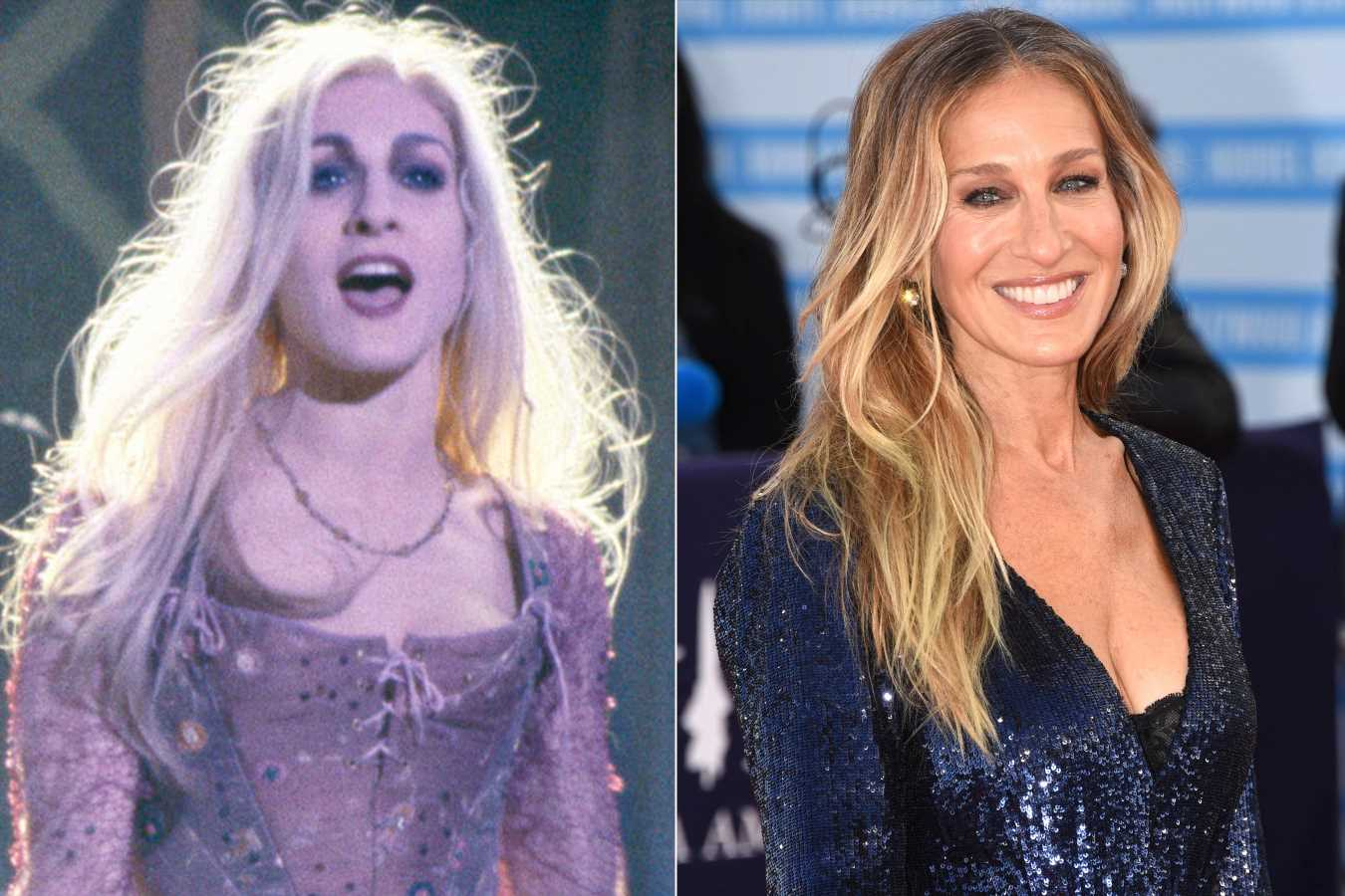 Hocus PocusTurns 26! See theSanderson Sistersand the Rest of the Cast Then and Now
