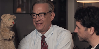 Even the Trailer for Tom Hanks' Mr. Rogers Movie Will Make You Cry