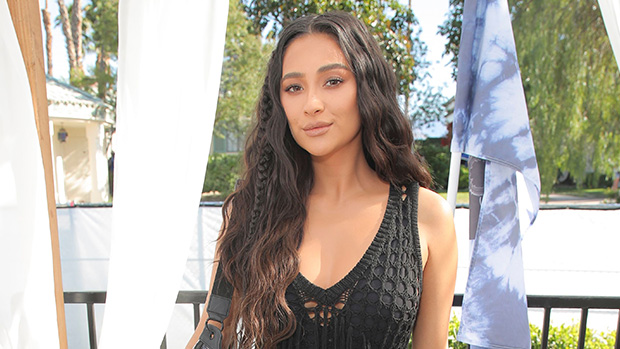 Shay Mitchell Shows Off Massive Bare Baby Bump In A Bikini On Vacay — See Pic