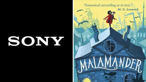 Sony Secures Film Rights To 'Malamander' Book by Thomas Taylor