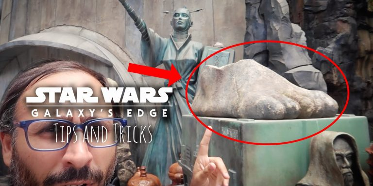 Star Wars: Galaxy's Edge Tips & Tricks – Little Known Secrets and References Revealed – /Film