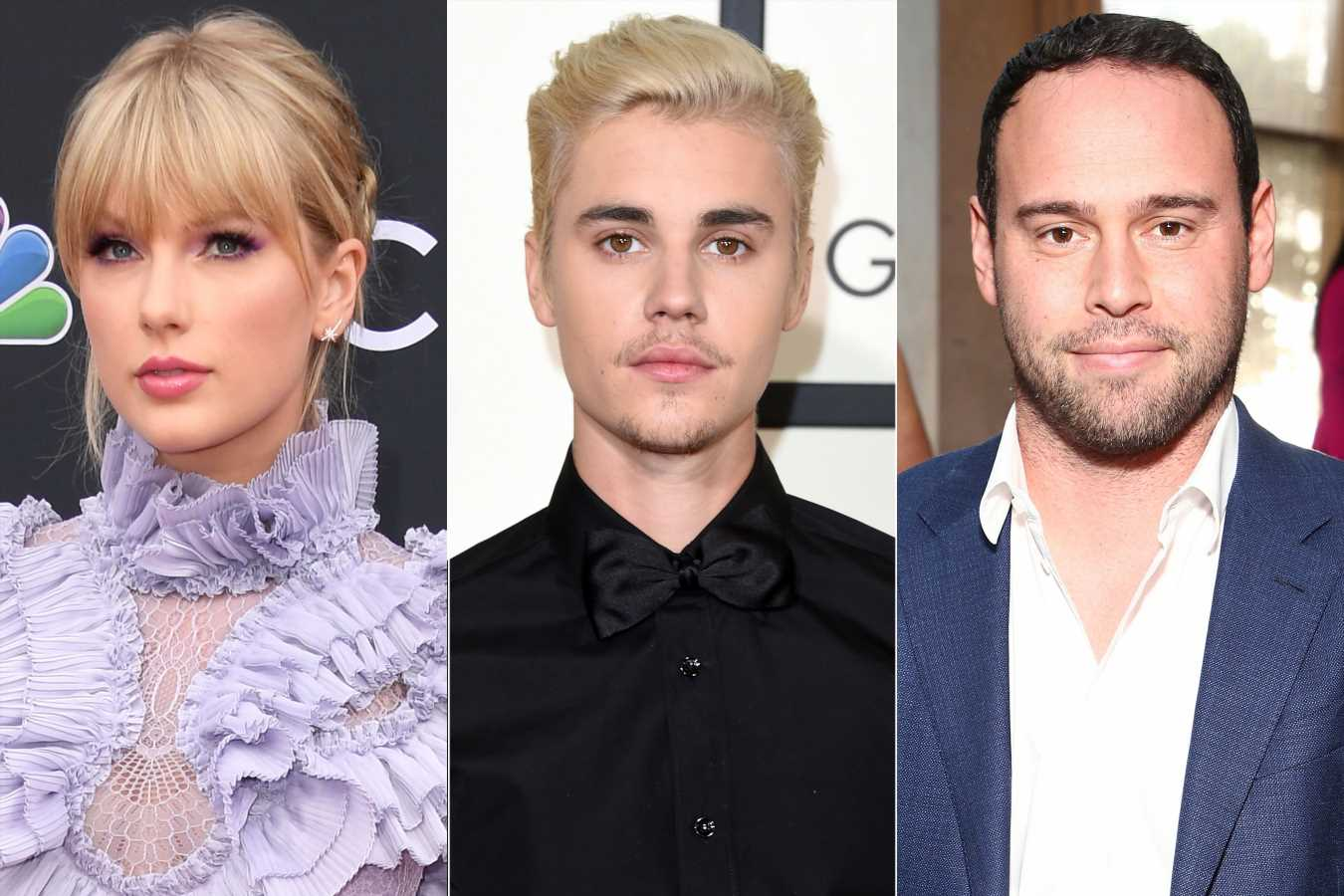 Justin Bieber 'Felt the Need to Defend' Scooter Braun in Taylor Swift Feud: Source