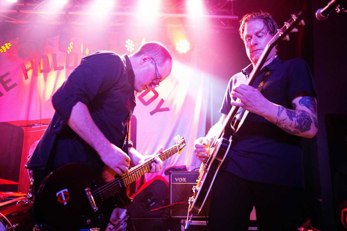 Hear the Hold Steady's Barnstorming New Single 'You Did Good Kid'