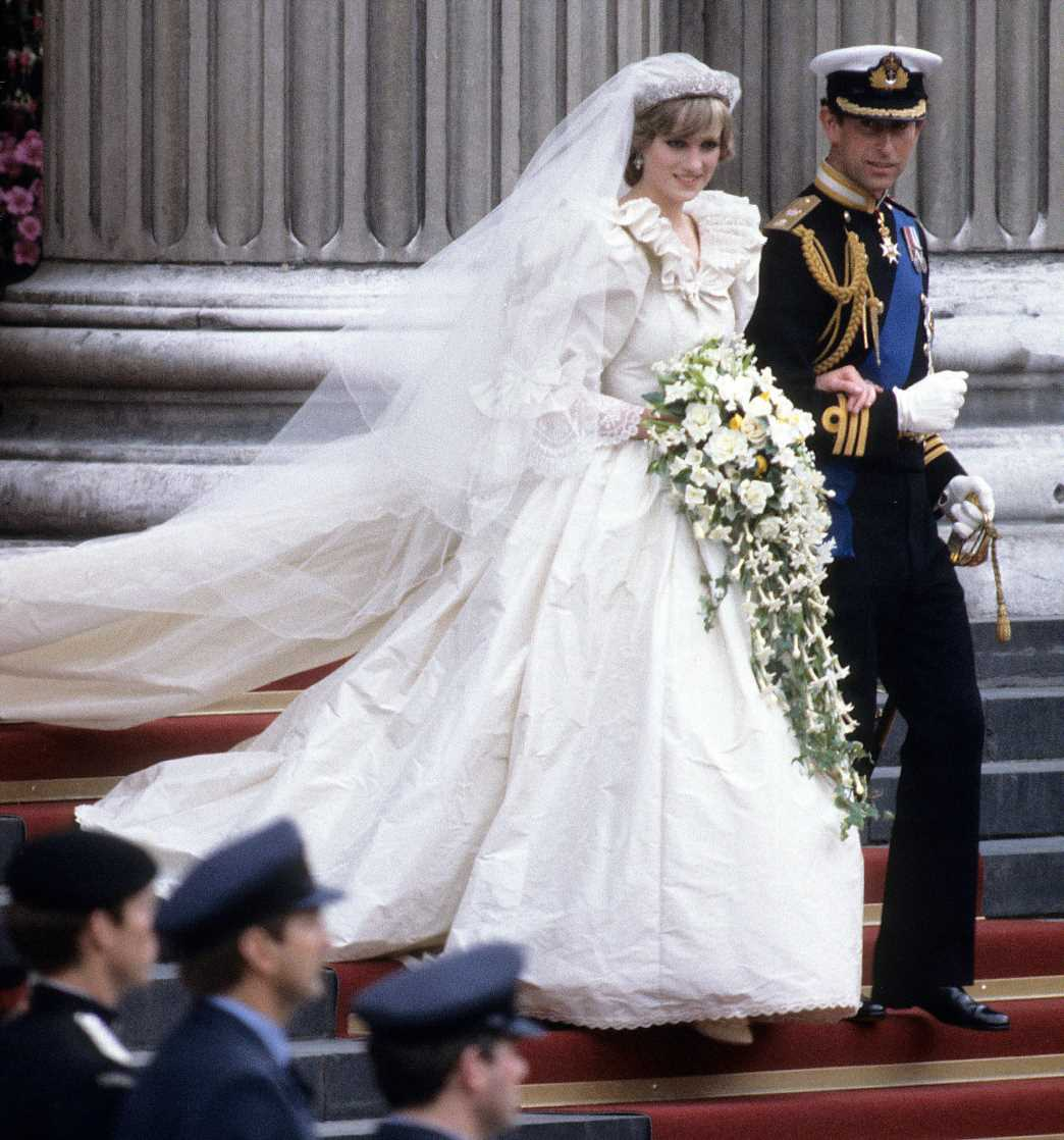 8 Secrets from Princess Diana and Prince Charles' Royal Wedding