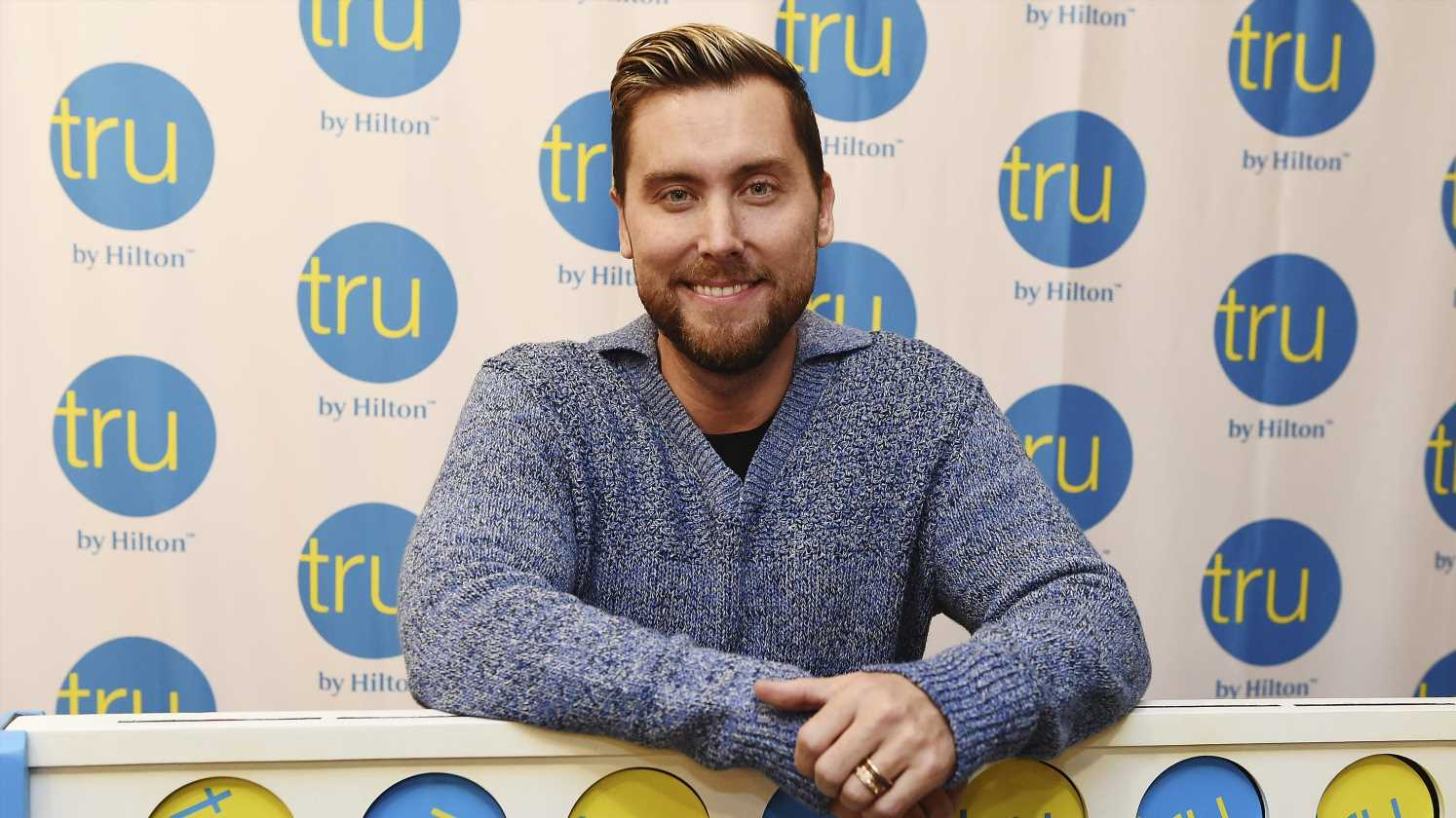 Lance Bass reveals he came out to Britney Spears on her Las Vegas wedding night