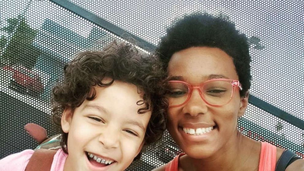 How this single mom uses her friends and family for self-care