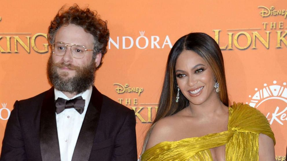 'The Lion King' star Seth Rogen personally apologized to Beyoncé for shared song