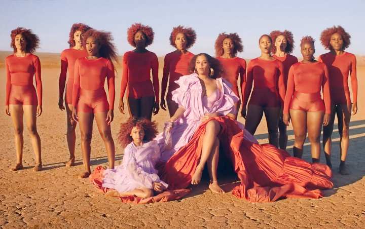 Beyonce and Daughter Blue Ivy Take Over the Desert in Breathtaking 'Spirit' Music Video