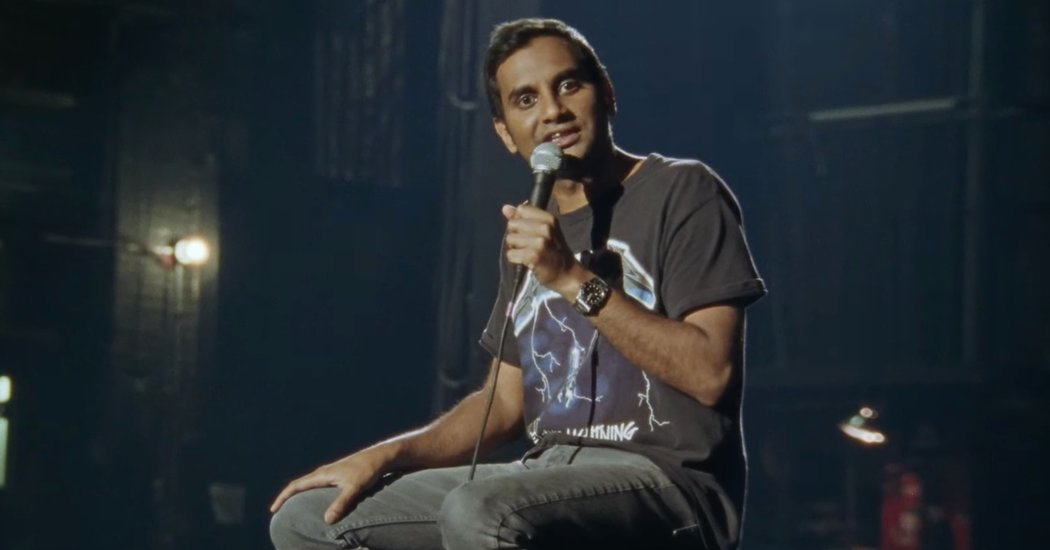 Aziz Ansari Addresses Sexual Misconduct Accusation in 'Right Now'