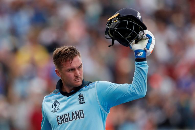 Cricket: World Cup loss to Australia galvanised England, says Roy