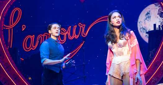 How Can 'Moulin Rouge! The Musical' Upstage the Movie? With 70 Songs