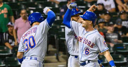 Mets Recover From Bullpen Meltdown to Beat White Sox