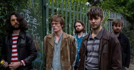 Irish Band Channels the Spirit of Punk, and James Joyce