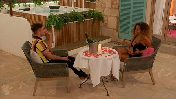 Love Island 2019: Amber goes for Greg! But Mike is 'not sweating' over it – he's just going to tear them apart!