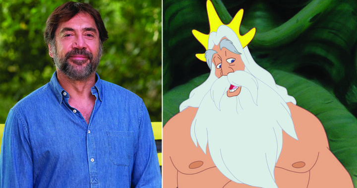 Javier Bardem in talks to play Triton in 'The Little Mermaid'