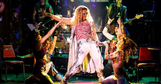Review: 'Rock of Ages' Returns, Scaled Down but Big Hair Intact