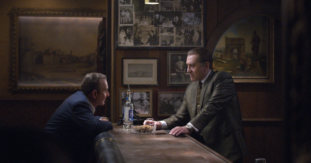 Martin Scorsese's 'The Irishman' Will Open the New York Film Festival
