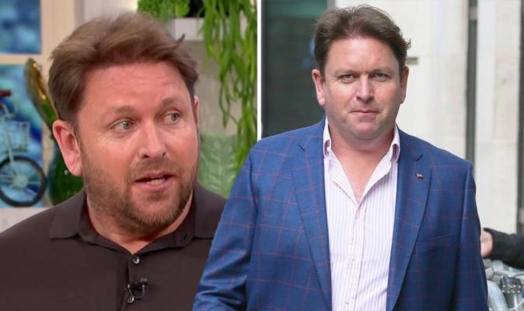 James Martin: Saturday Morning host branded an 'IDIOT' by guest after on-air mishap