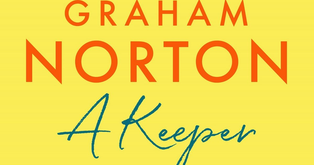 Mirror Book Club: Graham Norton's new novel is mystery tied up in family secrets
