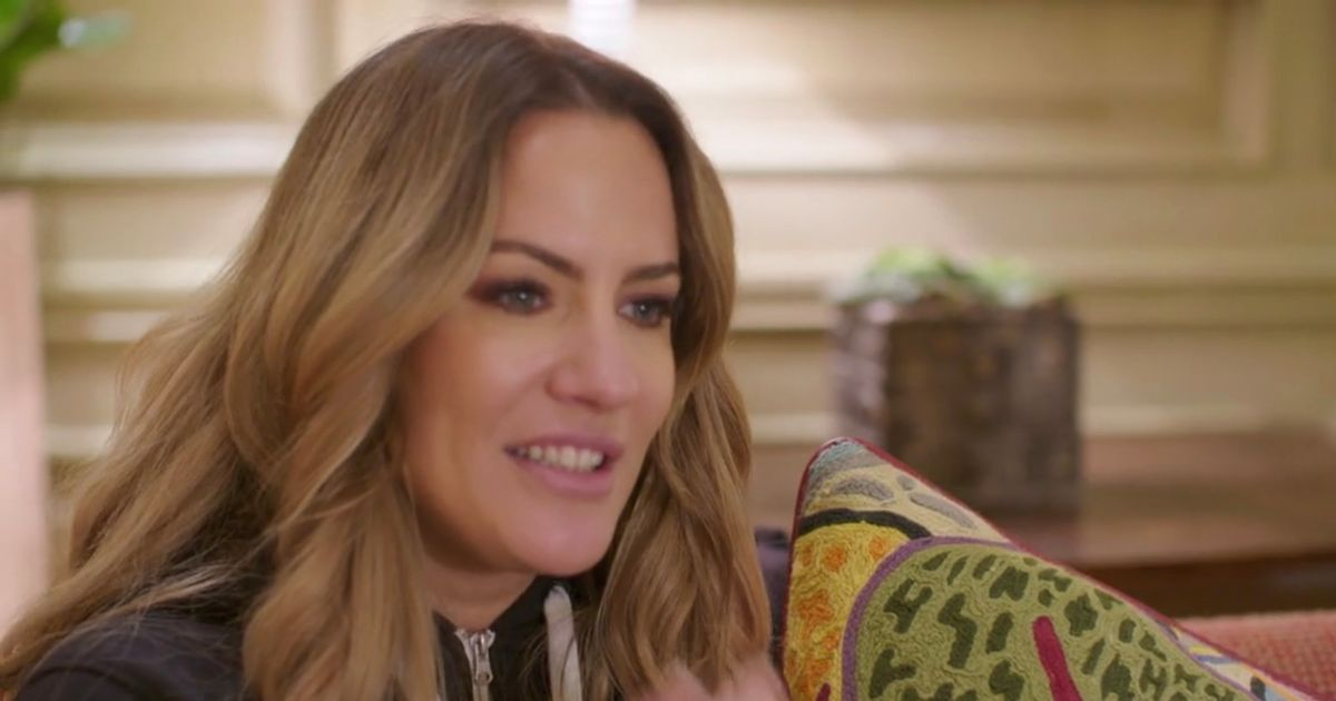 Caroline Flack reveals she nearly quit Love Island to make her ex stay with her