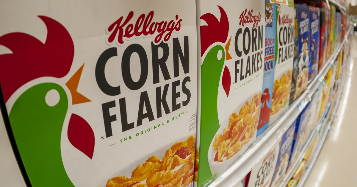 Kellogg's Corn Flakes' rather rude 'origin story' shocks thousands