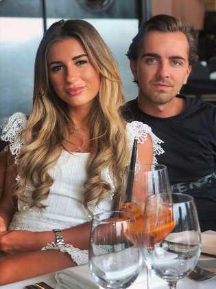 Love Island's Dani Dyer PROPOSES to boyfriend Sammy Kimmence
