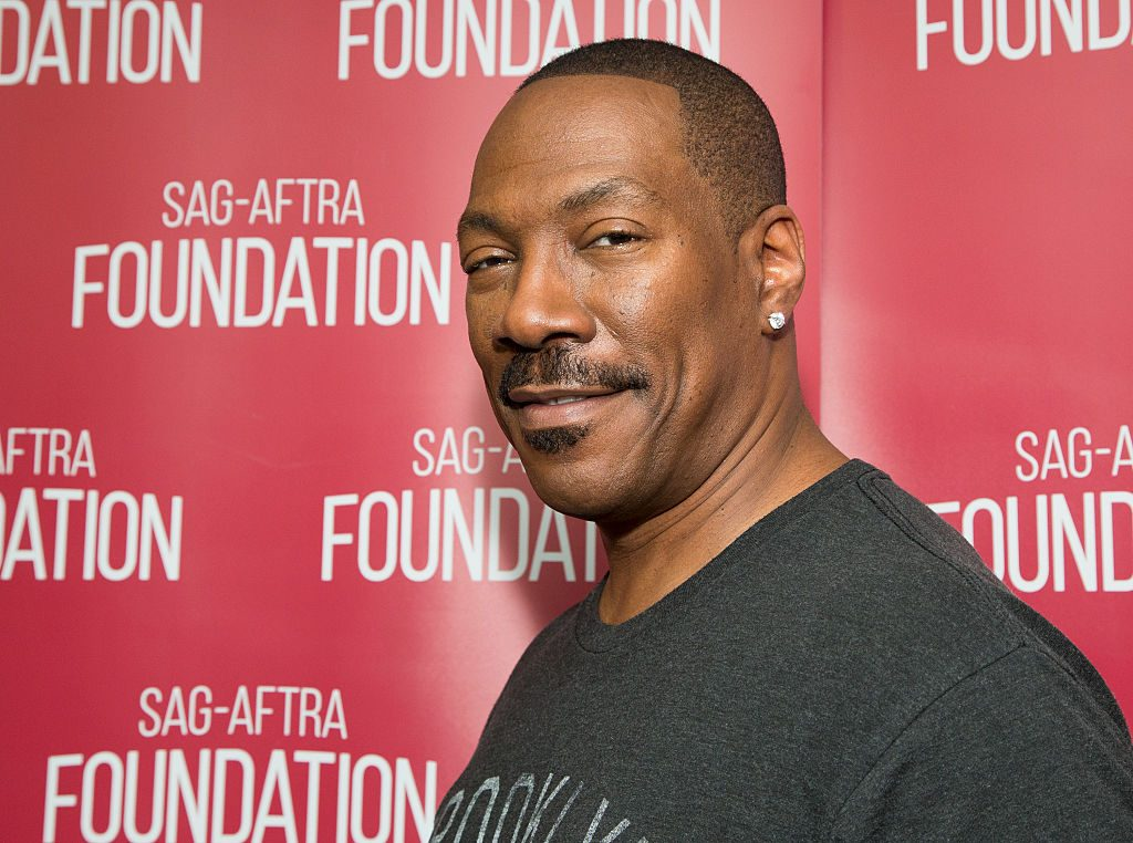 Find Out What Eddie Murphy Has Been Up To