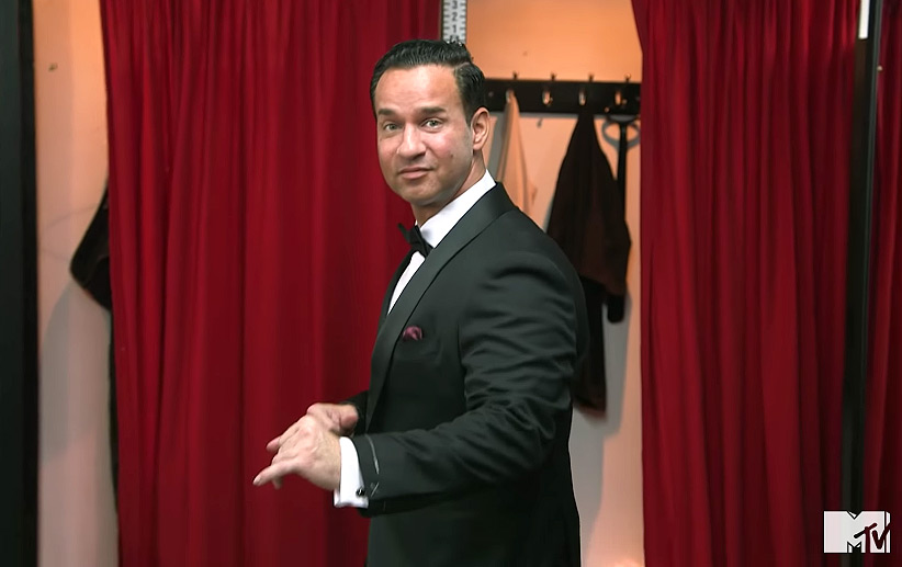 Jersey Shore: Mike 'The Situation' Takes His Groomsmen Custom Tuxedo Shopping for His Wedding