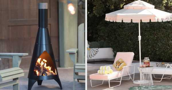 27 Things From Walmart That'll Transform Your Backyard Into An Oasis